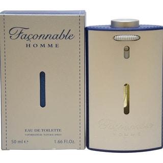 Faconnable Homme Eau de Toilette Spray 1.7-ounce for Men
