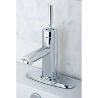 Chrome 4-inch Bathroom Faucet