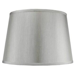 Grey Floor Silver liner Lamp