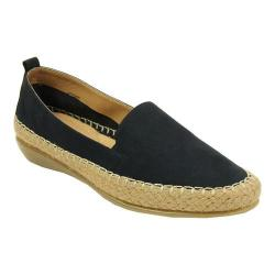 Women's VANELi Nadette Loafer Navy Nabuk Leather