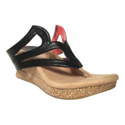Women's MODZORI Zara Thong Sandal Pink/Black Reversible