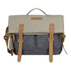 Women's Sherpani Petra Ethos Wool Messenger Bag Buff/Chai