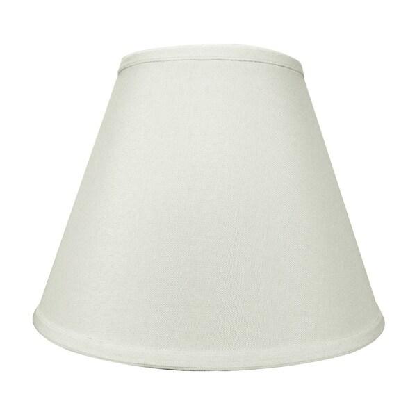6x12x9 Light Oatmeal Empire Hardback Lampshade