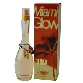 Miami Glow by Jennifer Lopez Women's 1.7 oz EDT Spray