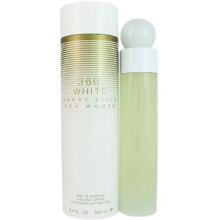 Perry Ellis 360 White 3.4-ounce Eau de Parfum Spray Women's