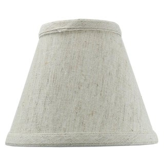 Link to Textured Oatmeal Chandelier Lamp Shade - Similar Items in Lamp Shades