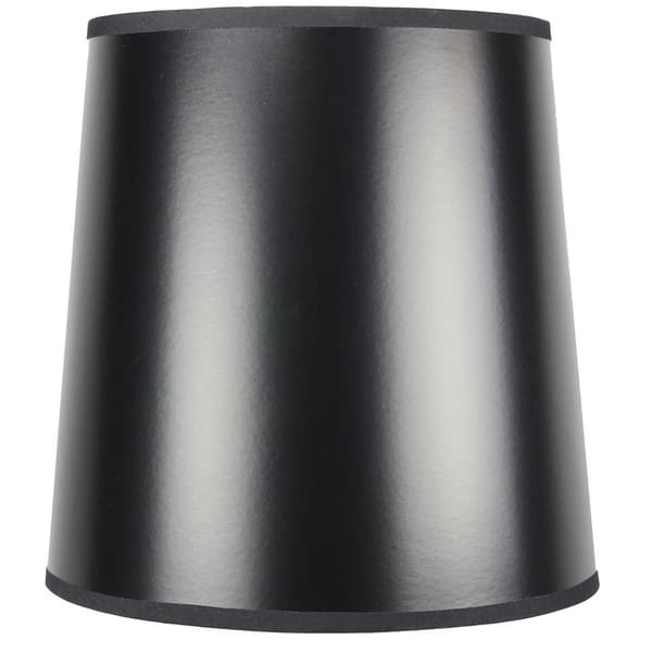 Parchment Gold Lined Drum Lampshade