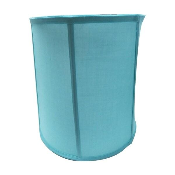 10x12x12 Island Paradise Fabric Soft Drum Lamp Shade