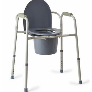 Medline Deluxe 3-in-1 Steel Frame Multifunction Commode|https://ak1.ostkcdn.com/images/products/1848253/P10182091.jpg?impolicy=medium