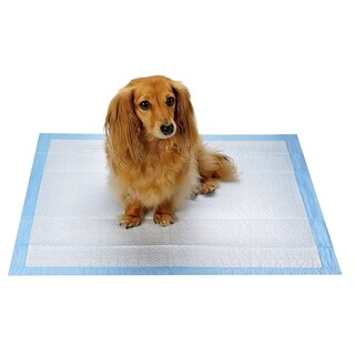 MEDca Ultra Absorbent Pet Training Pads,23.5-inch By 23.5-inch