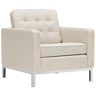 Link to Loft Upholstered Fabric Armchair Similar Items in Living Room Chairs