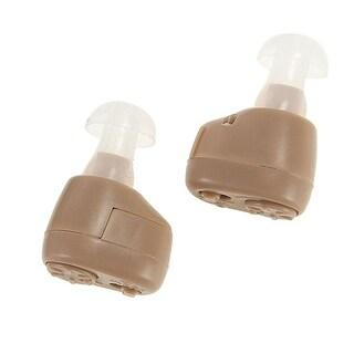 NewEar Hearing Amplifier Ear ITC Set