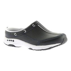 Women's Easy Spirit Trip Route Slip-on Navy/White Leather