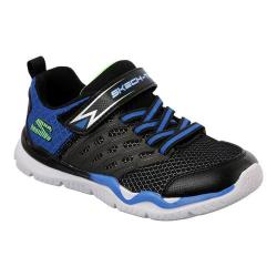 Boys' Skechers Skech-Train Sneaker Black/Royal