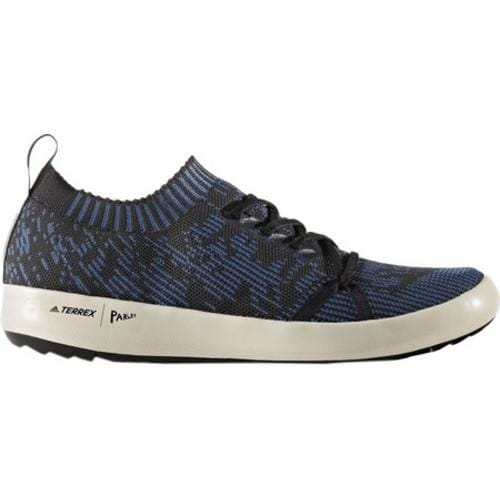 74efdaf6ac30c3 Shop adidas Terrex Climacool Parley Boat Shoe Core Blue Core Black Chalk  White - Free Shipping Today - Overstock - 15929691