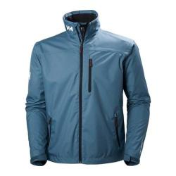 Men's Helly Hansen Crew Midlayer Jacket Blue Mirage
