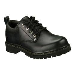 Men's Skechers Alley Cats Black Oily Leather (BOL)|https://ak1.ostkcdn.com/images/products/185/240/P22364548.jpg?impolicy=medium
