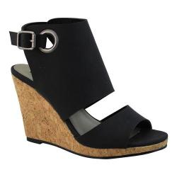 Women's Michael Antonio Gymniss Wedge Sandal Black