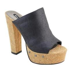 Women's Michael Antonio Tullip Platform Sandal Black