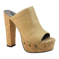 Women's Michael Antonio Tullip Platform Sandal Natural