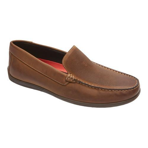 ef34c945659 Shop Men s Rockport Bayley Venetian Camel Leather - Free Shipping Today -  Overstock - 15980106