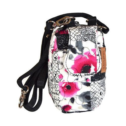 Women's Donna Sharp Cell Phone Purse P.S. I Love You