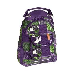 Women's Donna Sharp Backpack Zip Top Concord Patch