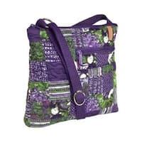 Women's Donna Sharp Becki Bag Concord Patch