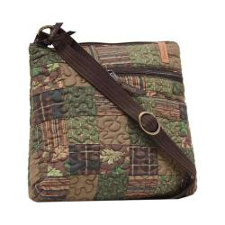 Women's Donna Sharp Becki Bag Hazel Patch