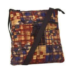 Becki Bag Rustic Plaid