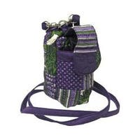 Women's Donna Sharp Cell Phone Purse Concord Patch
