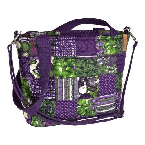 Women's Donna Sharp Jenna Bag Concord Patch (One Size) (c...