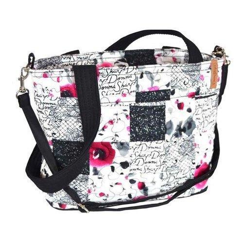 Women's Donna Sharp Jenna Bag P.S. I Love You (One Size) ...