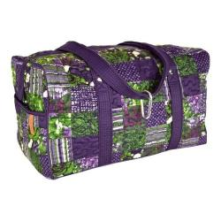 Women's Donna Sharp Duffle Bag Concord Patch