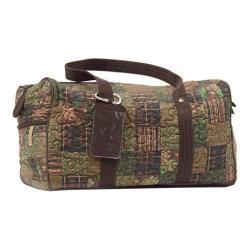 Women's Donna Sharp Duffle Bag Hazel Patch