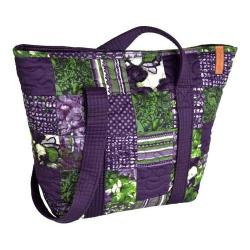 Women's Donna Sharp Medium Patched Tote Concord Patch