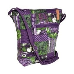 Women's Donna Sharp Penny Bag Concord Patch