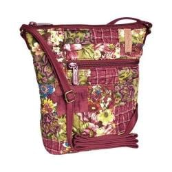 Women's Donna Sharp Penny Bag Watercolor Patch