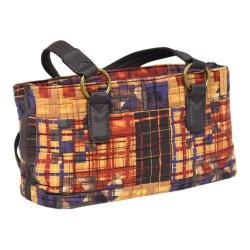 Women's Donna Sharp Reese Bag Rustic Plaid