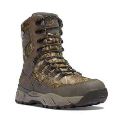 Men's Danner Vital 8in 800G Mid Calf Boot Realtree Xtra Leather/Textile