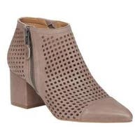Women's Lucky Brand Jakelyn Bootie Brindle Leather