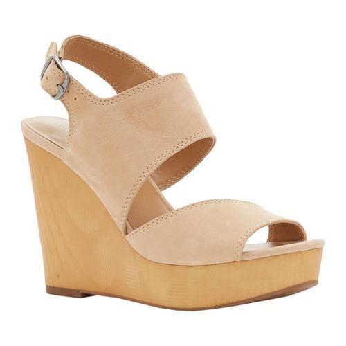 Lucky Brand Lattela Quarter Strap Wedge Sandal (Women's) kbDBv