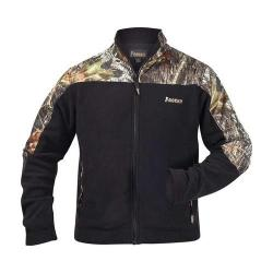 Men's Rocky Fleece Jacket 609476 Mossy Oak/Black