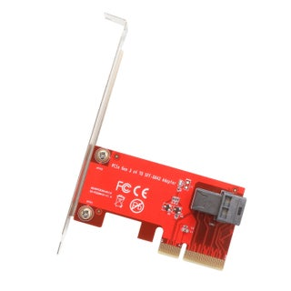 IO Crest PCI-e 3.0 x4 to Mini SAS HD(SFF-8643) Adapter