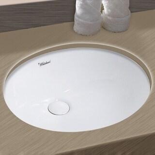Whitehaus Collection Isabella Plus Under mount basin