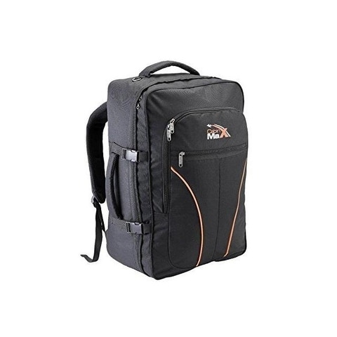 Cabin Max Tallinn Flight Roved Backpack For Easyjet Ba Hand Luggage
