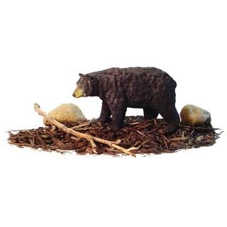 Hunter Dan Black Bandit Black Bear Figure