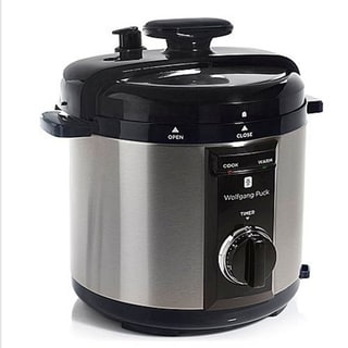Wolfgang Puck Automatic 8-Quart Rapid Pressure Cooker