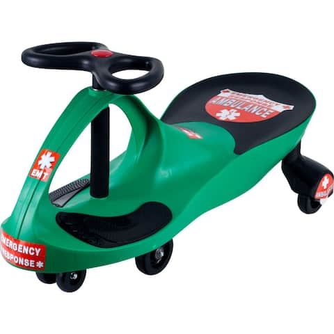 Car Ride on Wiggle Car by Lil Rider, Ride on Toy Ride on Toys for Boys and Girls, 2 Year Old And Up