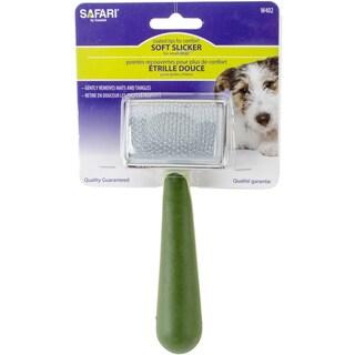 Safari Soft Slicker Dog Brush